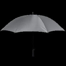 Ombrello Antivento | Chiusura a velcro | Ø 130 cm | 8755187 Grigio