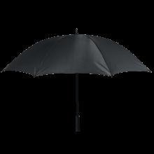 Ombrello Antivento | Chiusura a velcro | Ø 130 cm | 8755187 Nero