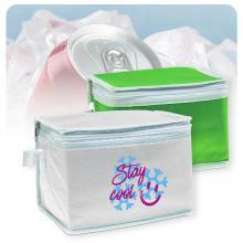 Borsa frigo con stampa   6 lattine
