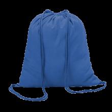 Zaino in cotone | Oeko-tex standard 100 | Qualità standard | 8798484 Blu reale