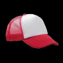 Cappello   Trucker   Regolabile   Full color   8798594FC Rosso