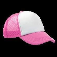 Cappello   Trucker   Regolabile   Full color   8798594FC Rosa