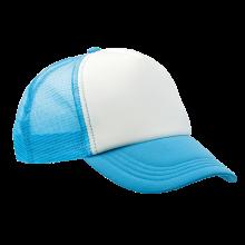 Cappello   Trucker   Regolabile   Full color   8798594FC Turchese