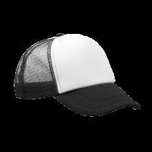 Cappello   Trucker   Regolabile   Full color   8798594FC Nero
