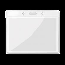 Portabadge trasparente | 8798599
