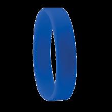 Bracciale in silicone   190 x 10 mm   Consegna rapida   8798913 Blu