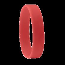 Bracciale in silicone   190 x 10 mm   Consegna rapida   8798913 Rosso