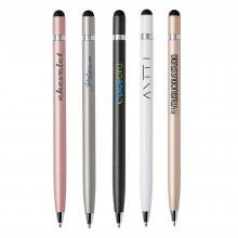 Penne | Touchscreen | Metallo | Aspetto di lusso | 8861094X Grigio