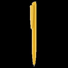 Penna a sfera   Dart base lucido   Inchiostro blu o nero   902600 Giallo PMS 7408