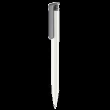 Penna a sfera | Vari colori | Senator | 902883 Bianco / Grigio