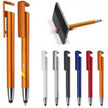 Penna a sfera | 3 in 1 | Supporto per telefono | Stilo | 9180500