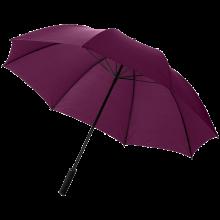 Ombrello antivento | Automatico | Ø 130 cm | 92109042 Rosso scuro