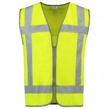 Gilet di sicurezza | Cerniera | Visibilità EN471 | Tricorp Workwear