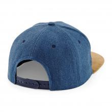 Cappello | Snapback | Scamosciato | max033