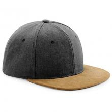 Cappello | Snapback | Scamosciato | max033 Nero