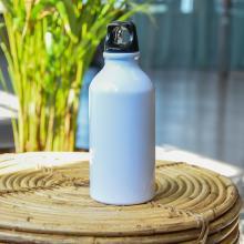 Bottiglia | Borraccia | In alluminio | Moschettone | 400 ml | 92100002