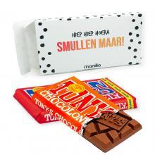 Tony's Chocolonely | Tavolette Di Cioccolato | 180 grammi | In confezione regalo