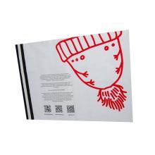 Busta postale | 45 x 55 cm | Stampa nella parte centrale | 366060 Bianco