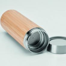 Thermos | Bambù | Scomparto per il tè | 400 ml | 8759421