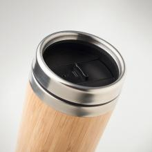 Tazza in acciaio inossidabile | Doppia parete | 400 ml | 8799444