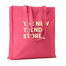 Shopper in cotone colorato |Consegna veloce |Qualità standard