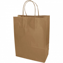 Kraft bag | Media A4 | 109KRF02 Marrone