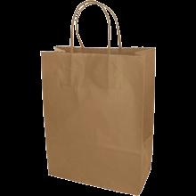 sacchetti di carta | Piccola A5 | 109KRF01 Marrone