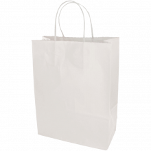 Kraft bag | Media A4 | 109KRF02 Bianco