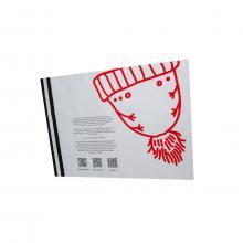 Busta postale | 30 x 40 cm | Stampa nella parte centrale | 366058 Bianco