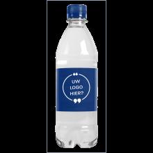 Bottiglia | 500 ml | Tappo piatto | Bolle | 435000pd Blu