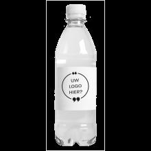 Bottiglia | 500 ml | Tappo piatto | Bolle | 435000pd Trasparente