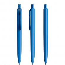 Penna a sfera   Prodir   Soft Touch   DS8PRR Blu