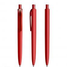 Penna a sfera   Prodir   Soft Touch   DS8PRR Rosso