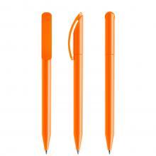 Penna a sfera | Luccicante | Refill di qualità | DS3TPP00 Arancia