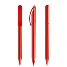 Penna a sfera | Luccicante | Refill di qualità | DS3TPP00 Rosso