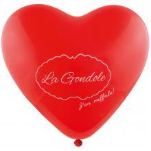 Palloncino a forma di cuore | Ø 28 cm