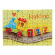 Puzzle | Rettangolare | 80 pezzi | Consegnato rapidamente
