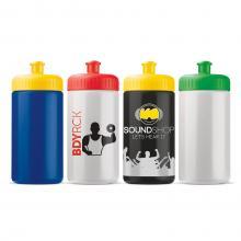 Borraccia sportiva | Tenuta stagna | Senza BPA  | 500 ml