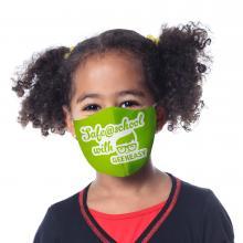 Maschera a due strati | Taglia bambino 10-16 anni | A colori