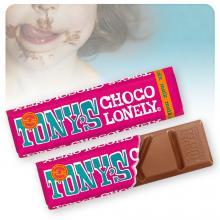 Tony's Chocolonely   Barretta di cioccolat   50 grammi   max013