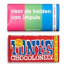 Tony's Chocolonely | Barretta di cioccolato | 180 grammi