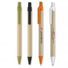 Penna a sfera | ECO | Cartone e mais | Full color | max133