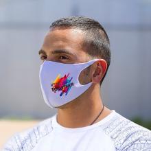 Maschera viso 1 strato | Soft Scuba | Consegna veloce | max164