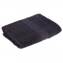 Asciugamano   Sophie Muval   360 grammi   100 x 50 cm   maxp011 Nero