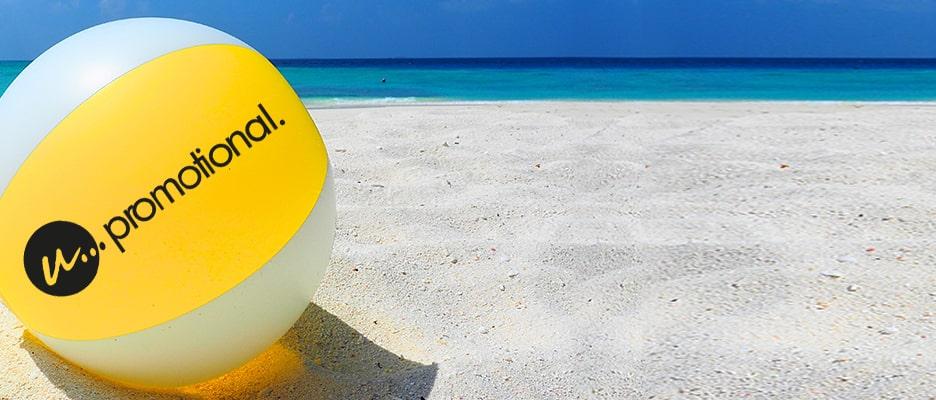 palloni spiaggia personalizzati