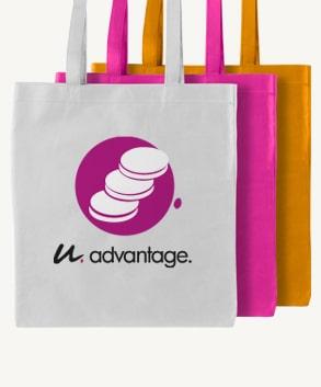 Shopper cotone personalizzate economiche