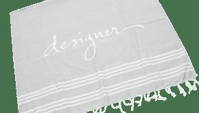 Asciugamani hamam stampati