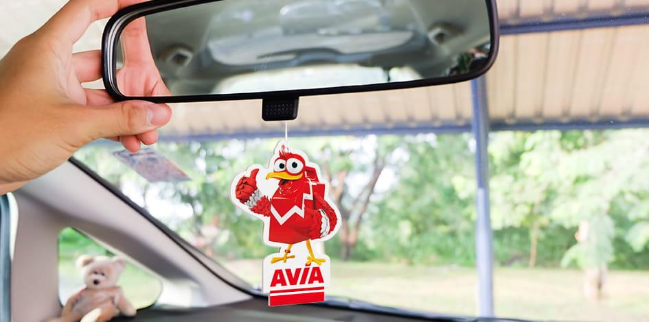 Gadget auto personalizzati