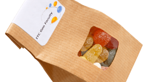 Sacchetti di caramelle