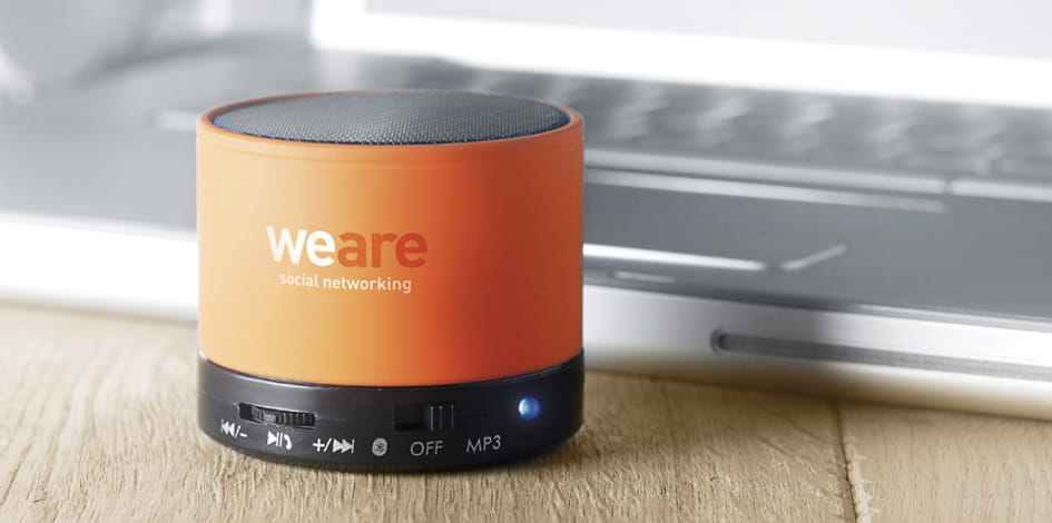 Gadget tecnologici personalizzati